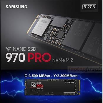 Samsung 512GB 970 Pro NVME M.2 SSD 3500/2300MB/S MZ-V7P512BW 5Y GRNTÝ