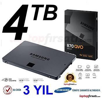 Samsung QVO 870 4TB 560MB-530MB/s Sata 3 2.5
