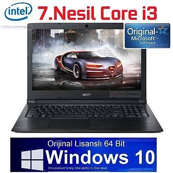 Acer Aspire A315-53 i3 7020U 4GB 500GB 15.6 NX.H9KEY.002 Windows10