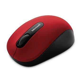 ????Microsoft 3600 Bluetooth Kırmızı Mouse PN7-00013