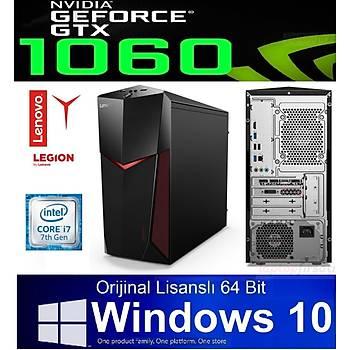 Lenovo Y520T-25IKL ES i7-7700 8GB 1TB GTX1060 Win10 90H7009PTX