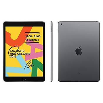 APPLE iPAD 7.NESÝL 32 GB WiFi Space Gray MW742TU/A Apple TR Garantili