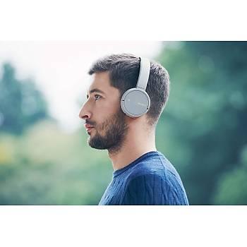 ????Sony WH-CH500H Bluetooth WI-FI Kulaküstü Kulaklýk Gri WHCH500H