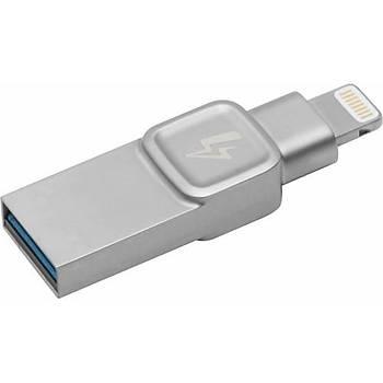 KINGSTON 64GB BOLT DUO USB 3.1 APPLE USB BELLEK