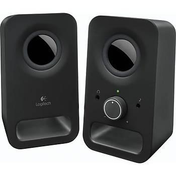 Logitech Z150 2.0 6 WATT 1+1 Stereo Speaker - Siyah 980-000814