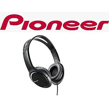 PIONEER SE-MJ711-K SÝYAH  KULAKÜSTÜ KULAKLIK