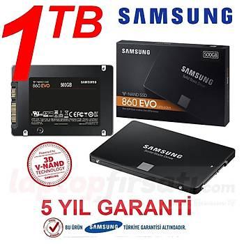 Samsung 860 Evo 1TB 560MB-520MB/s Sata3 2.5'' SSD MZ-76E1T0BW