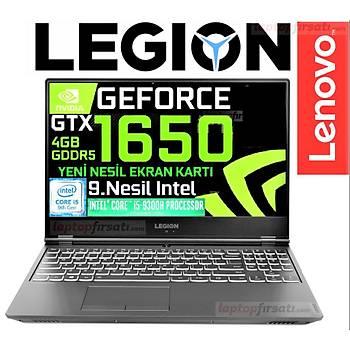Lenovo Y540 i5-9300H 16GB 512SSD SSD GTX1650 Win10 81SY001WTX 15.6 FHD