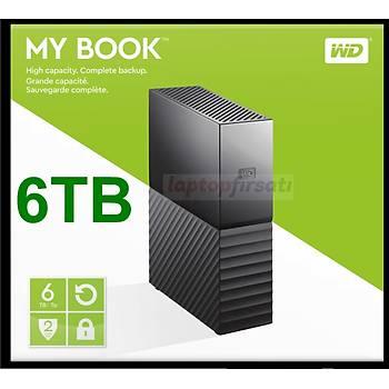 WD My Book 6TB  3,5