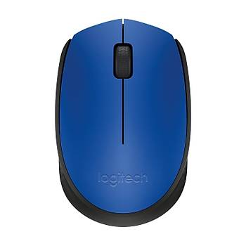 Logitech M171 Kablosuz Mavi Mouse 910-004640