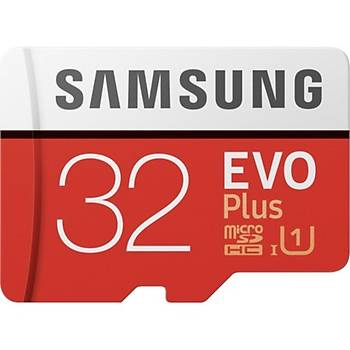 SAMSUNG 32GB mSD EVO PLUS MB-MC32GA/TR