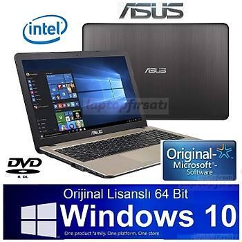 Asus VivoBook X540NA-GO034T Intel N3350 4GB 500GB 15.6 Windows10