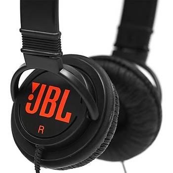 JBL T250 Kulak Üstü Kulaklýk Siyah