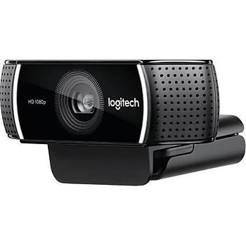 Logitech C922 Pro Stream Webcam 30Fps Full HD 1080p 960-001088