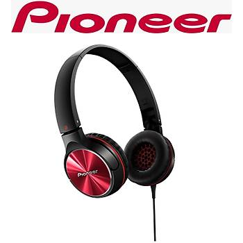 PIONEER SE-MJ532-R KIRMIZI/SÝYAH KULAKLIK