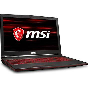 MSI GL63 8SD-297XTR i7-8750H 16GB 256SSD 6GB_GTX1660Ti 15.6 FHD DOS