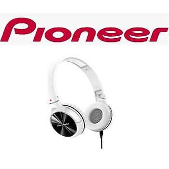 PIONEER SE-MJ532-W SIYAH/BEYAZ KULAKLIK