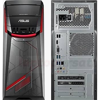 Asus ROG G11CD-K-TR008D i7-7700 8GB 1TB+256SSD 6GB GTX1060 DOS