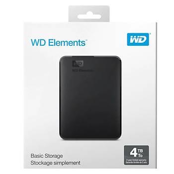 WD Elements 4TB 2.5