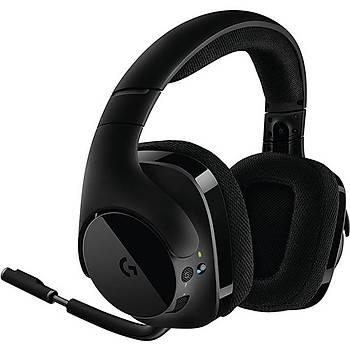 Logitech G533 7.1 Surround Kablosuz Oyuncu Kulaklýk 981-000634