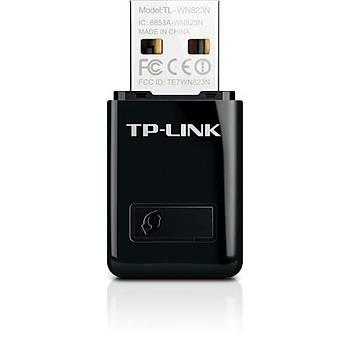 TP-LINK TL-WN823N 300 Mbps N Kablosuz WPS/Soft AP USB Adaptör