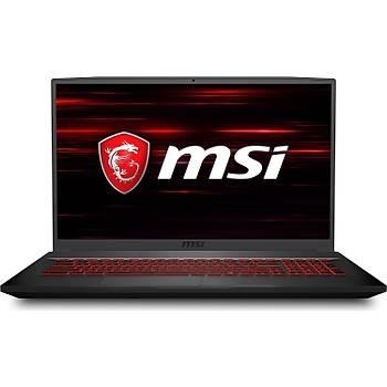 MSI GF75 Thin 8SC-206XTR i7-8750H 8GB 256SSD+1TB 4GB_GTX1650 17.3 FHD DOS
