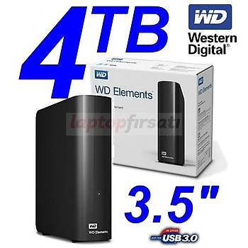 WD Elements 4TB 3.5