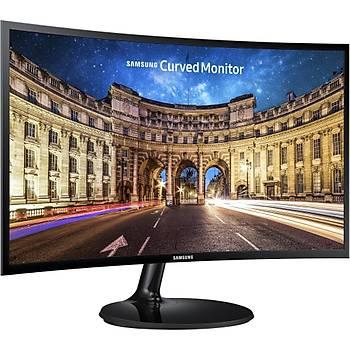 Samsung LC24F390FHMXUF 23.5 4ms (VGA+HDMI) FHD FreeSync Curved Monitör