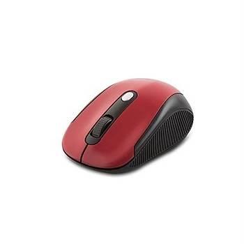 Everest Sm-527 Usb Kablosuz Mouse Kýrmýzý