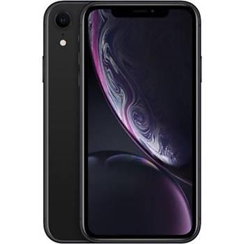 Apple iPhone XR 64GB SÝYAH MRY42TU/A (2 Yýl Apple TR Garantili)