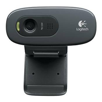 Logitech C270 Mikrofonlu HD 720p Webcam 960-001063 V-U0018