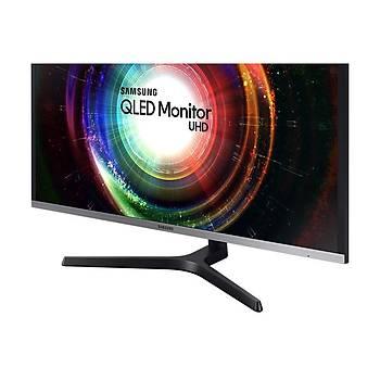 "Samsung UHD QLED LU32H750UMMXUF 31.5"" 4ms DP+HDMI FreeSync Monitör"