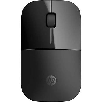 HP WIRELESS OPTICAL MOUSE Z3700 BLACK V0L79AA