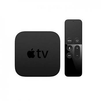 Apple TV 4K 32GB Media Player MQD22TZ/A (Apple Türkiye Garantili)