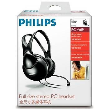 Philips SHM1900 Mikrofonlu Kulaküstü Kulaklýk