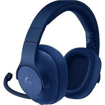 LOGITECH G433 7.1 SURROUND GAMING BLUE 981-000687