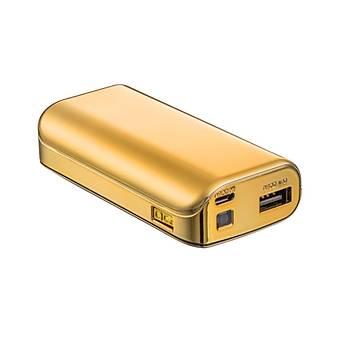 TRUST 20901 4400 mAh POWERBANK-GOLD