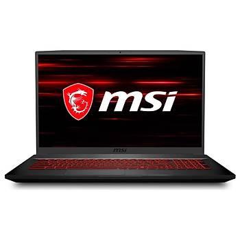 MSI GF75 Thin10SCSR-048XTR i7-10750H 8GB 512SSD GTX1650Ti 17.3 DOS
