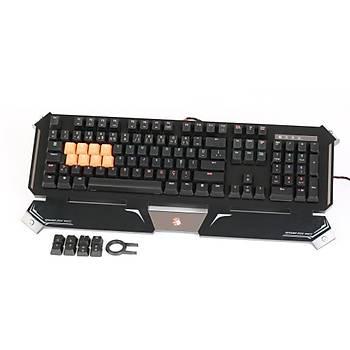 Bloody B740A USB'li Siyah Mekanik Q Klavye (Kızılötesi Switch)