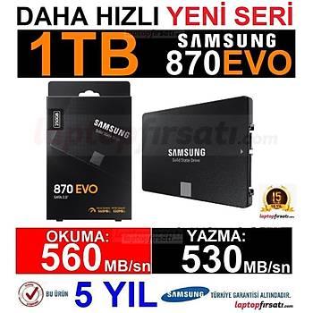 Samsung 870 Evo 1TB 560MB-530MB/s Sata 2.5