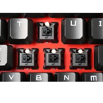 Bloody B640 Aydýnlatmalý Mekanik Kablolu Multimedya Oyuncu Klavye