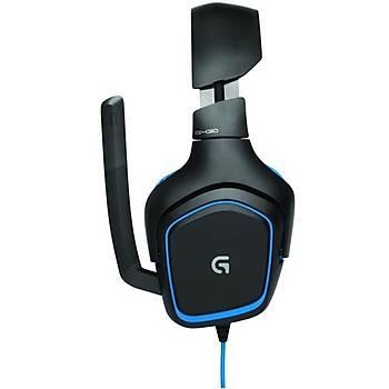 ????Logitech G430 Dolby/DTS 7.1 Surround Oyuncu Kulaklýk 981-000537