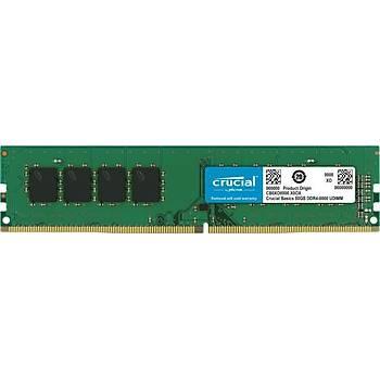 Crucial 8GB D4 2400mhz CL17 PCRamBLISTER CB8GU2400