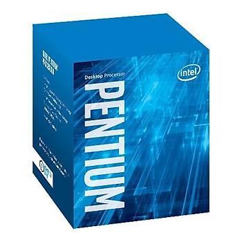 Kutulu - Intel Pentium G4560 Soket 1151 3.5GHz 3MB Önbellek 14nm Ýþlemci