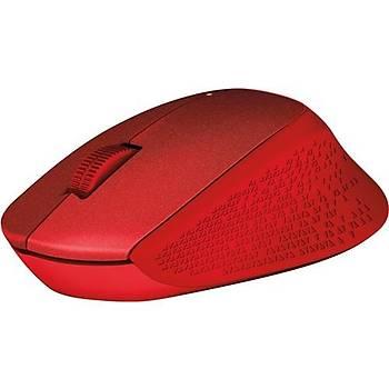 LOGITECH M330 SESSIZ MOUSE RED 910-004911
