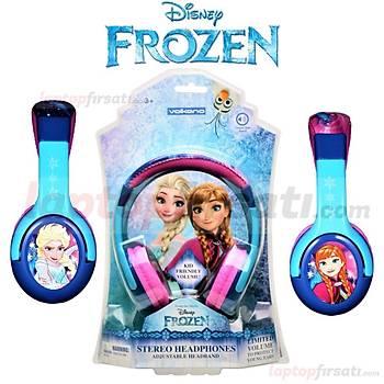 Disney Frozen Karlar Ülkesi Anna Elsa Çocuk Kulaklığı DY-10901-FR