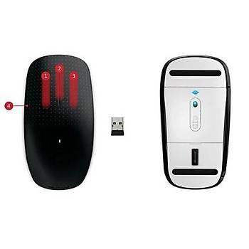 Microsoft Touch Siyah Kablosuz Mouse 3KJ-00004 (TEŞHİR)