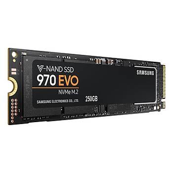 Samsung 250GB 970 Evo NVME M.2 SSD 3400/1500MB/S V7E250BW
