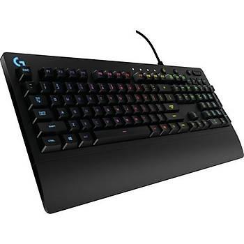 Logitech G213 Prodigy RGB Oyuncu Klavyesi - Siyah 910-008094