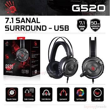 Bloody G520 7.1 SANAL SURROUND SES OYUN KULAKLIÐI-USB